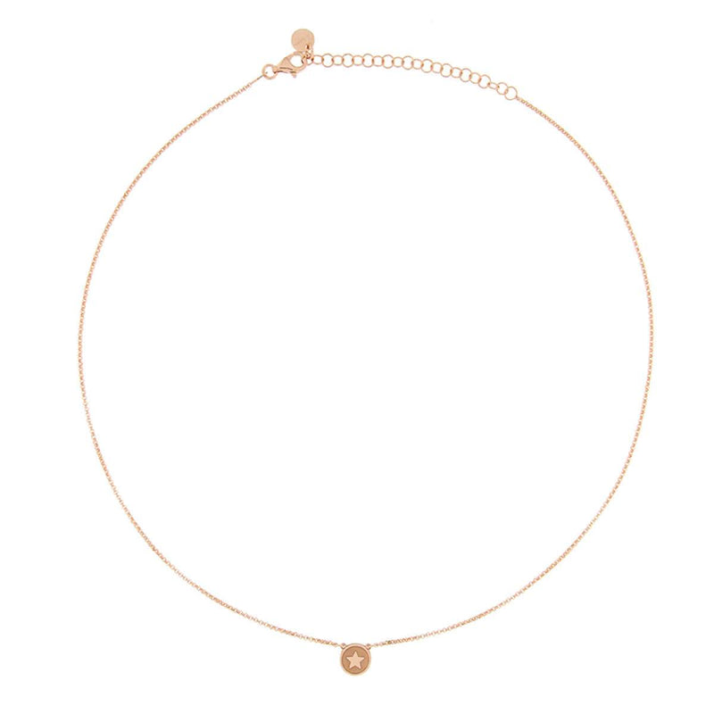 Choker Chain Subject and Central Star