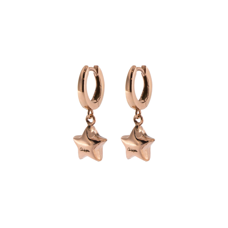 Clip-on Earrings with Stars