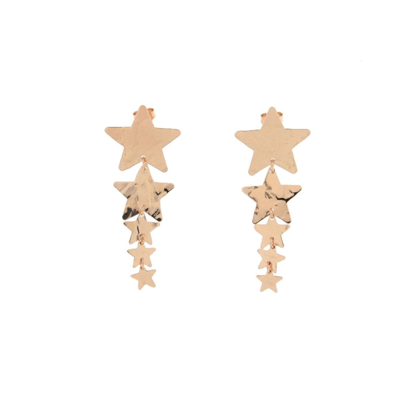 Earring 5 Subjects - Star