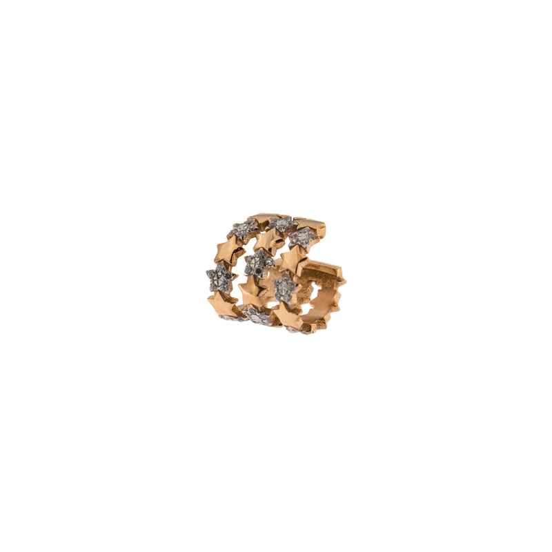 Earcuff 3 Fili Stelle Alternate