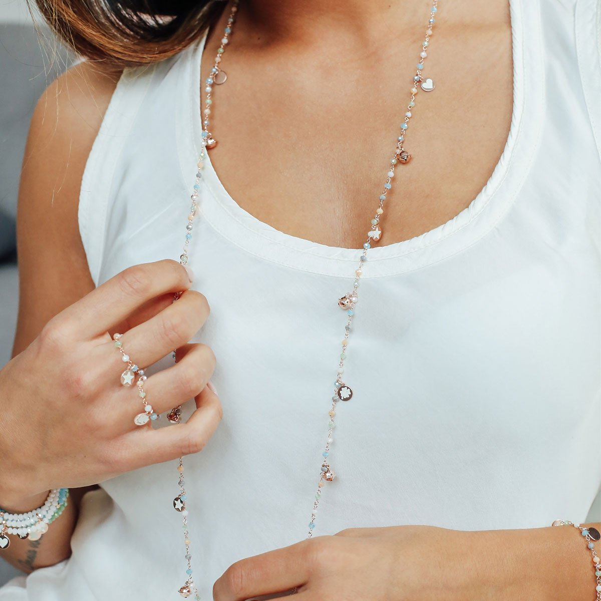 Collares - Collar Gipsy Chic Vol. 2 - 2 | Rue des Mille