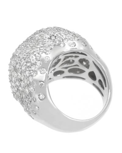 Women's 925 CZ Cocktail Ring