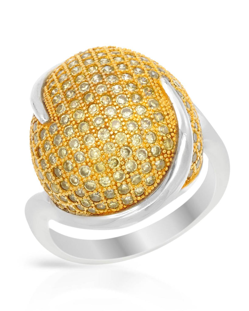 Yellow Scepter Ring