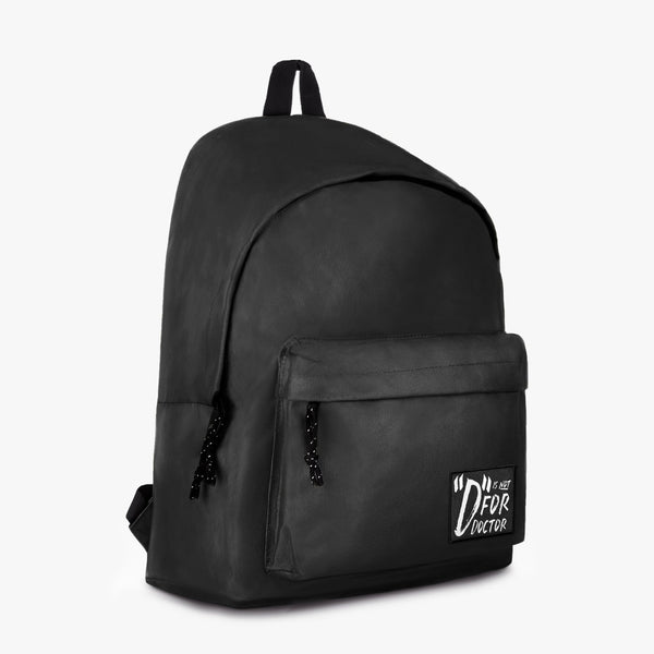"Basic Backpack ""D"" is not Black"