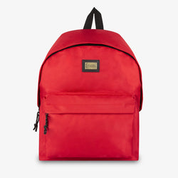 Basic Backpack Red