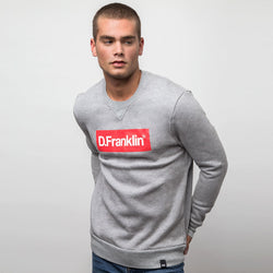 Sweatshirt Mitic D - Grey