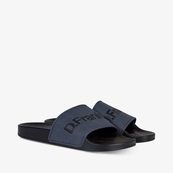 Logo Slide Navy