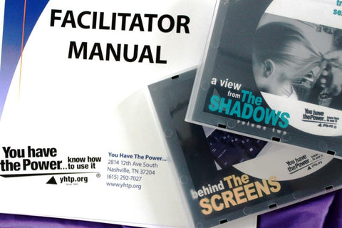 Victim Impact Curriculum - Facilitator Manual/DVD Package 2014