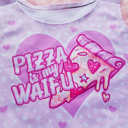 Pizza is my waifu crop