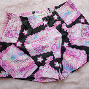 products/Black_Rainbow_Milk_Booty_Shorts_Closeup_-_Pastelaxy.jpg