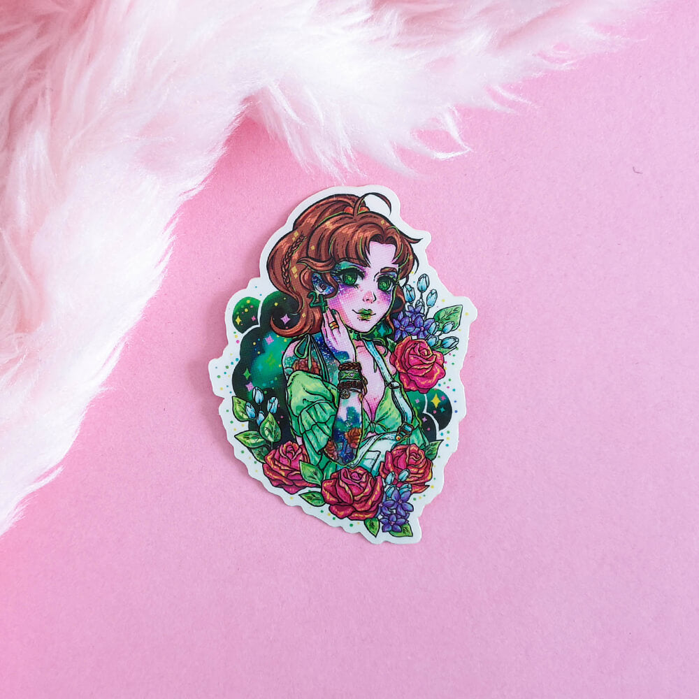 Sailor Jupiter Sticker