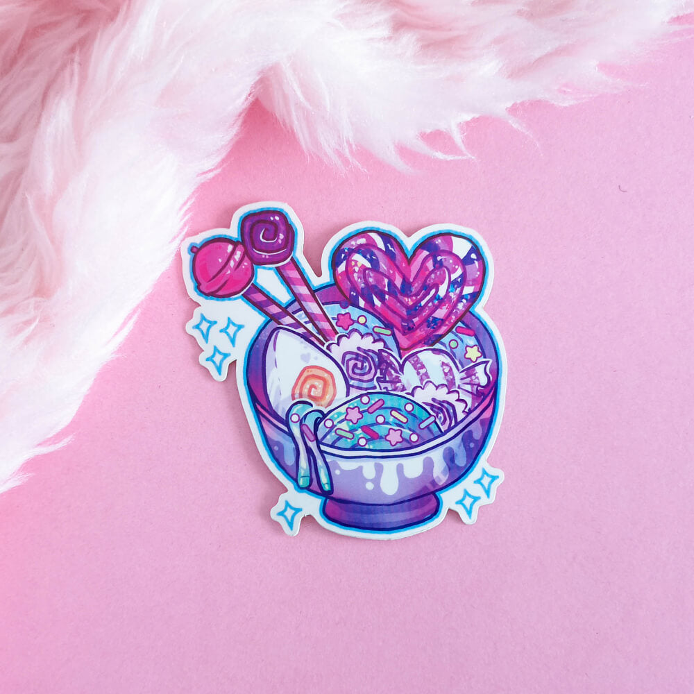 Ramen Sticker Set