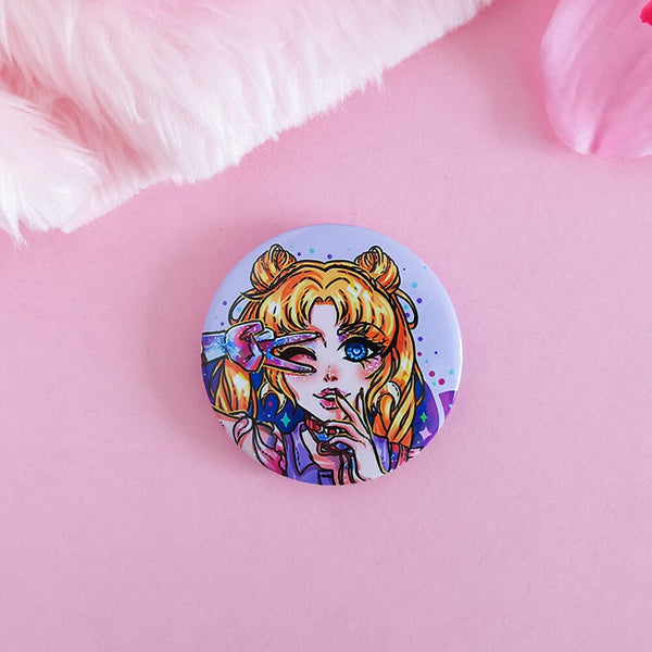 Sailor Moon Squad Pin Badge Set