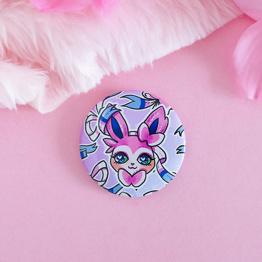 Sylveon Pin Badge