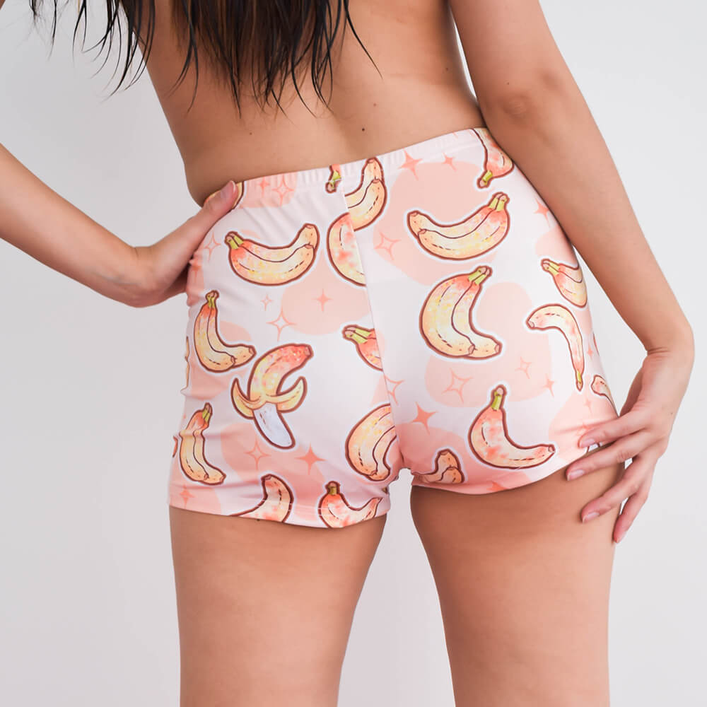 These Booty Shorts are Bananas 🍌