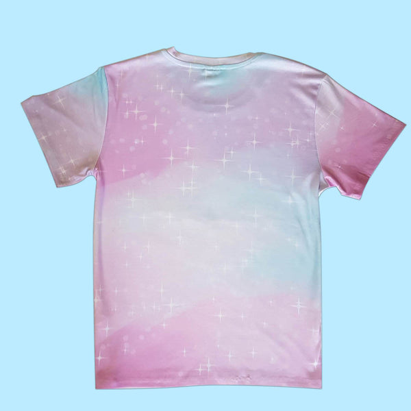 Unicorn Milk T-Shirt – Pink (in stock)