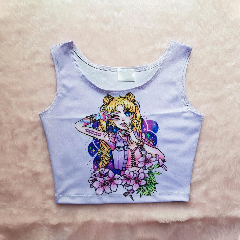 Sailor Moon Crop - Other Sailor Scouts available!