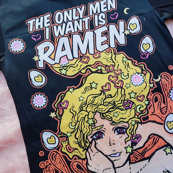 Ramen T-Shirt – Original (in stock)