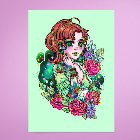 Sailor Jupiter - Print