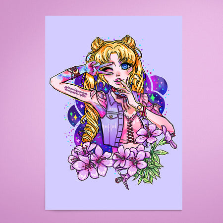 Sailor Moon - Print