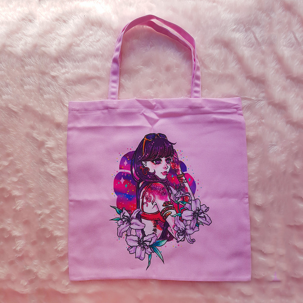 Sailor Mars - Tote Bag
