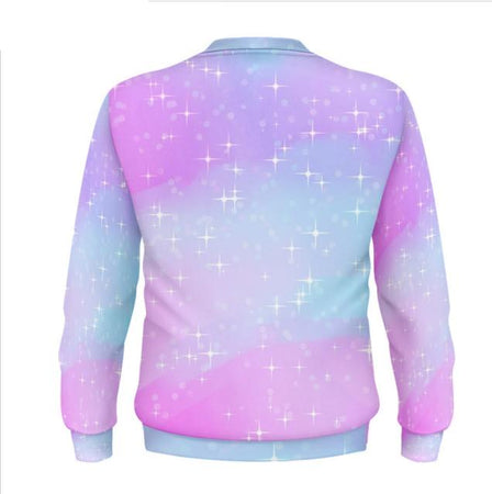 Unicorn Milk Pink Sweater