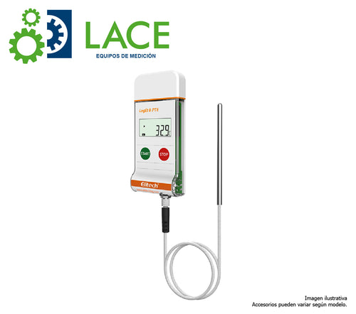 Data Logger Elitech LogEt8-PTE -85 °C a 150 °C