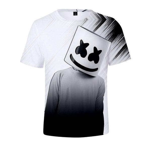 Marshmello Galaxy T Shirt Roblox Dj Marshmello Abox Nz