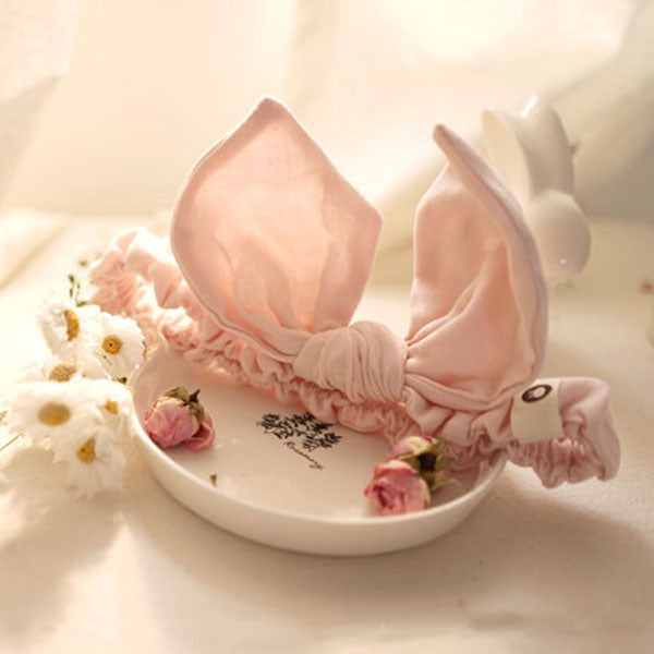 My Favourite Bow Headband - Blush Pink - Kiko Kids