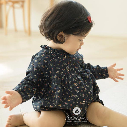 The Little Lady Bodysuit - Kiko Kids
