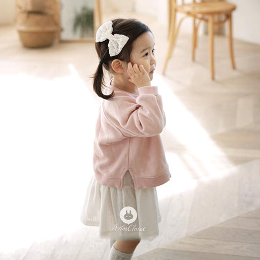 Bold Jumper - Blush Pink - Kiko Kids