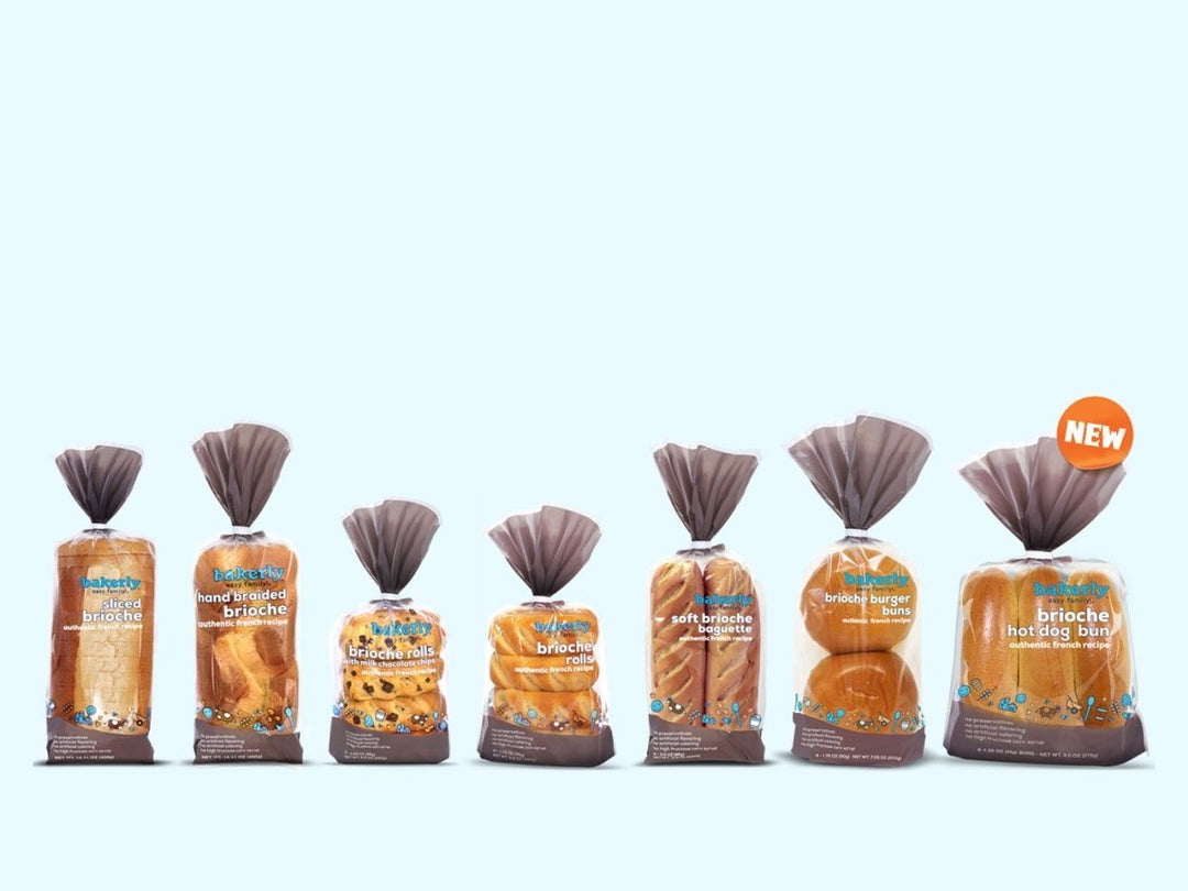bakerly launches new line of products: the family line