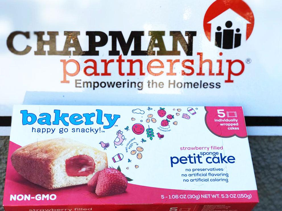 supporting Chapman Partnership