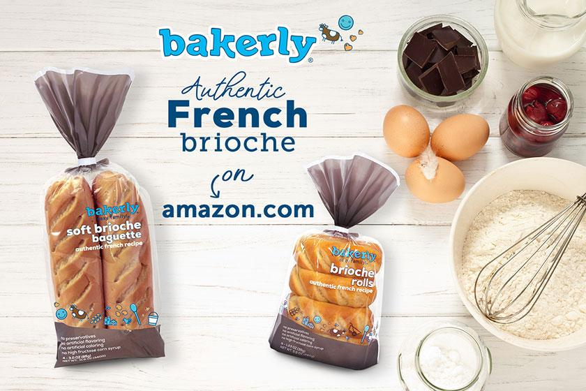 the best bakerly brioches you can find on Amazon!