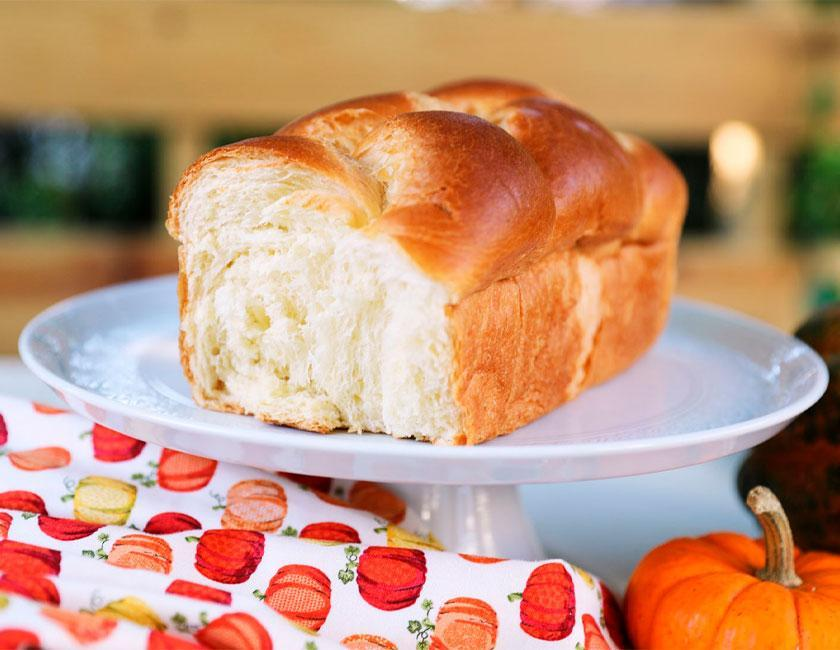 what makes French brioche different from most breads?