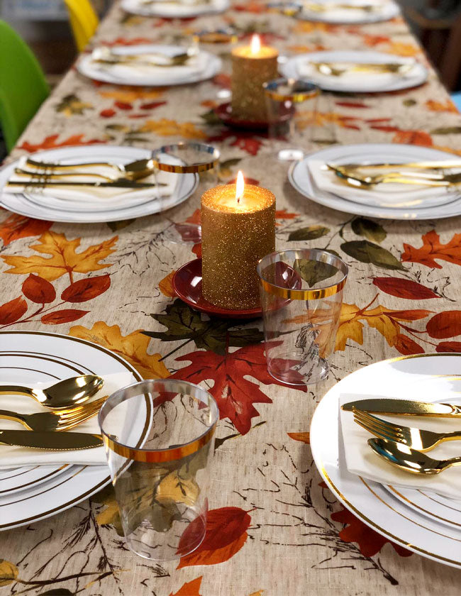Bakerly-Thanksgiving-office-table