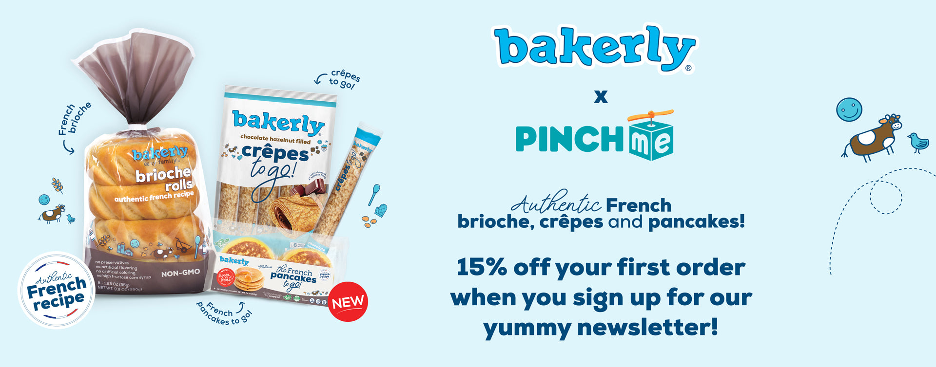 Bakerly Pinch Me Banner