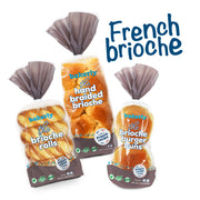 Bakerly French Brioche Products