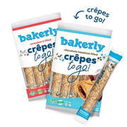 Bakerly crêpes to go!