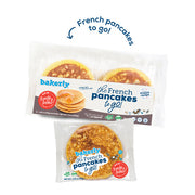 Bakerly French pancakes to go!