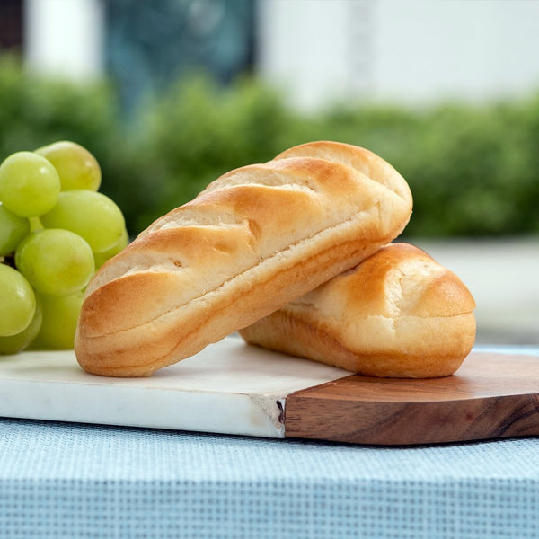 the brioche rolls - bakerly