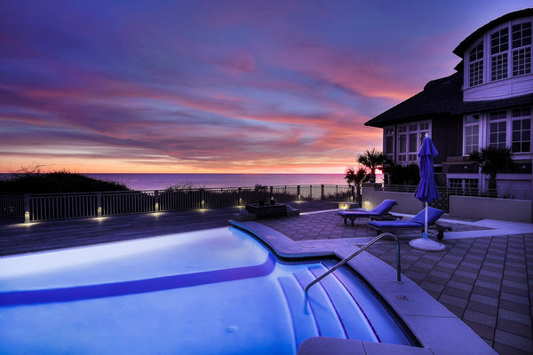 sunset-pool-view