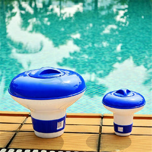 New 20g/200g Swimming Pool Dispenser Cleaning Device Kit Piscina Chemical Dispenser Pool Cleaner Swimming Pool & Accessories