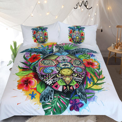 Luxury Bohemian Bedding Set
