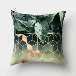Geometric Pillow Case