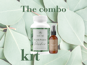 THE COMBO: Hush Hush Spray + Earth Powder
