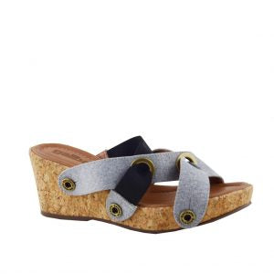 DANNI DA34 Fabric Light Grey (Straps ONLY)