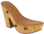 SARA Cork Heel (Sole ONLY)