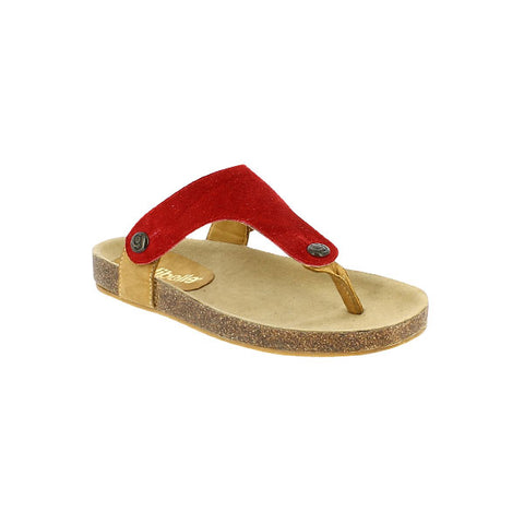 Gabriela GB01 Suede Red (Strap ONLY)