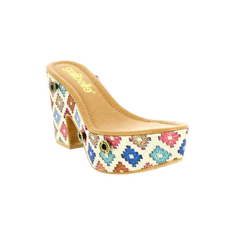 MICHELLE LUXE TEXTILE (Sole ONLY)